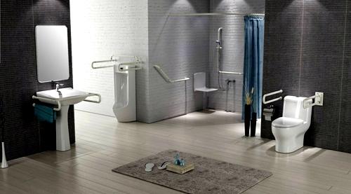 喷洒卫浴设计装修